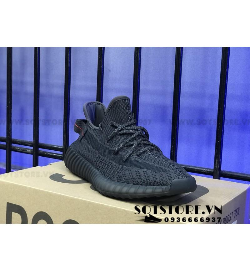 YEEZY 350 V2 BLACK NON REFLECTIVE
