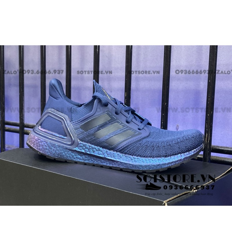 ULTRABOOST 2020 ISS TECH INDIGO