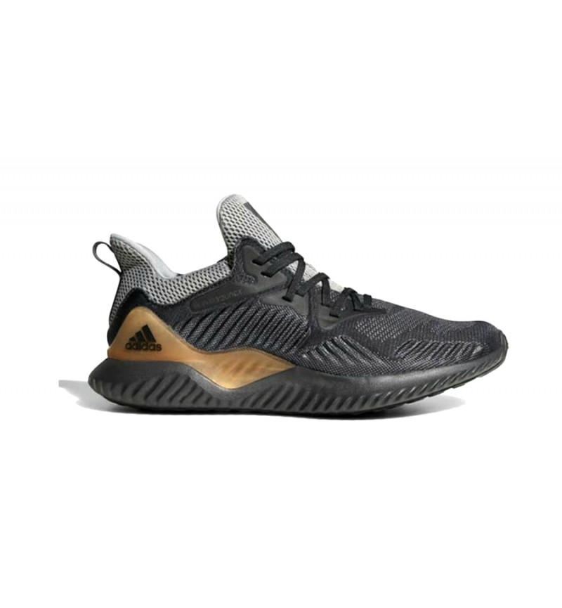 ALPHABOUNCE BEYOND GREY/YELLOW