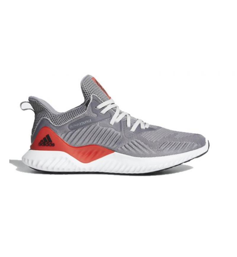 ALPHABOUNCE BEYOND GREY/RED