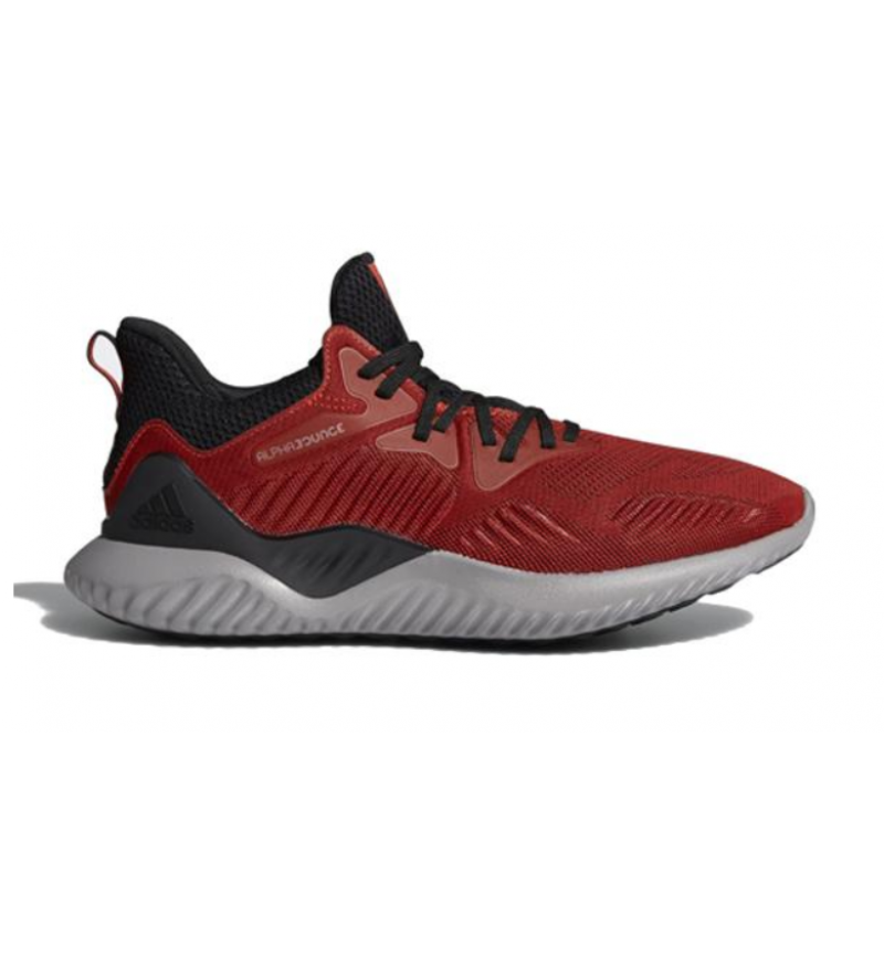 ALPHABOUNCE BEYOND RED/GREY