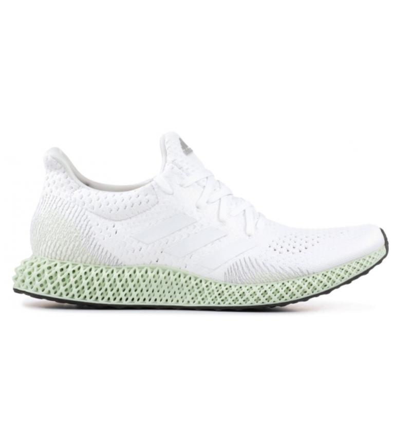 FUTURECRAFT 4D WHITE ASH GREEN
