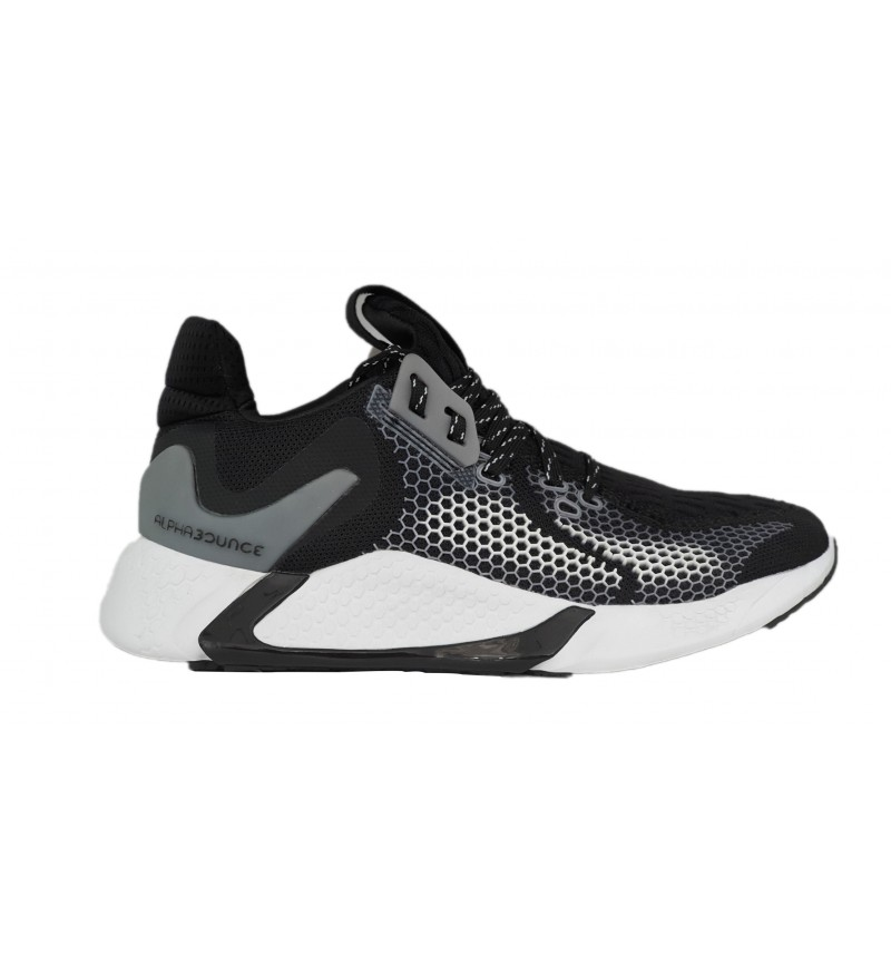 ALPHABOUNCE 2020 BLACK/WHITE