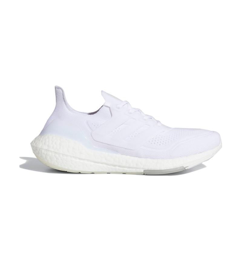 ULTRABOOST 2021 FULL WHITE