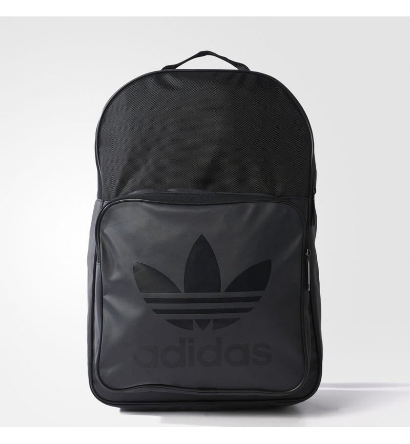 ADIDAS BIG LOGO BACKPACK (BLACK)