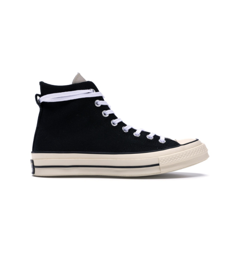 CONVERSE FEAR OF GOD BLACK