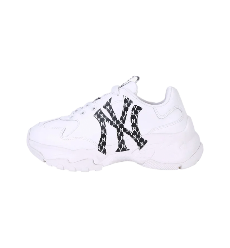 MLB MONO NY FULL WHITE