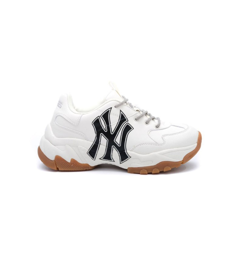 MLB NY WHITE/BROWN