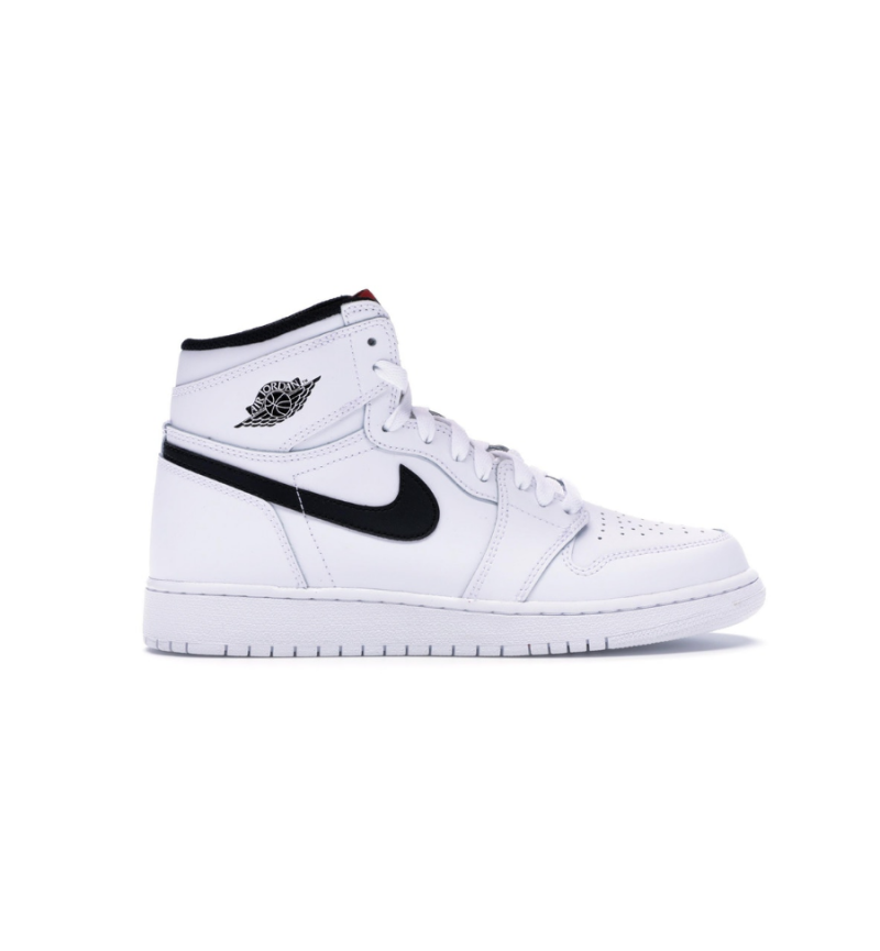 JORDAN 1 HIGH FULL WHITE