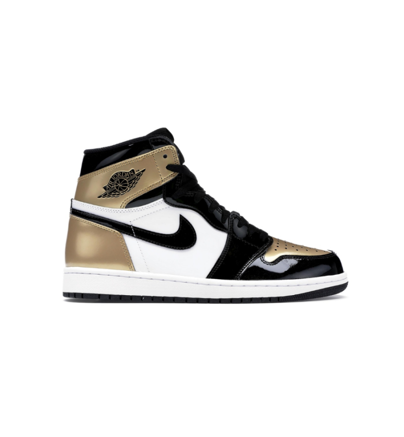 JORDAN 1 HIGH GOLDTOE