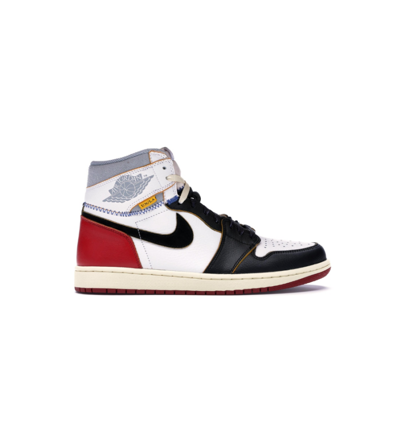 JORDAN 1 HIGH LA BLACK TOE