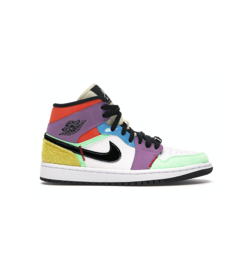JORDAN 1 HIGH MULTICOLOR