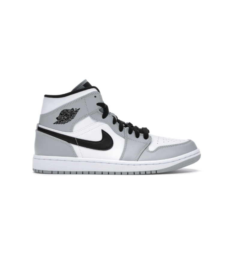 JORDAN 1 HIGH SMOKE GREY