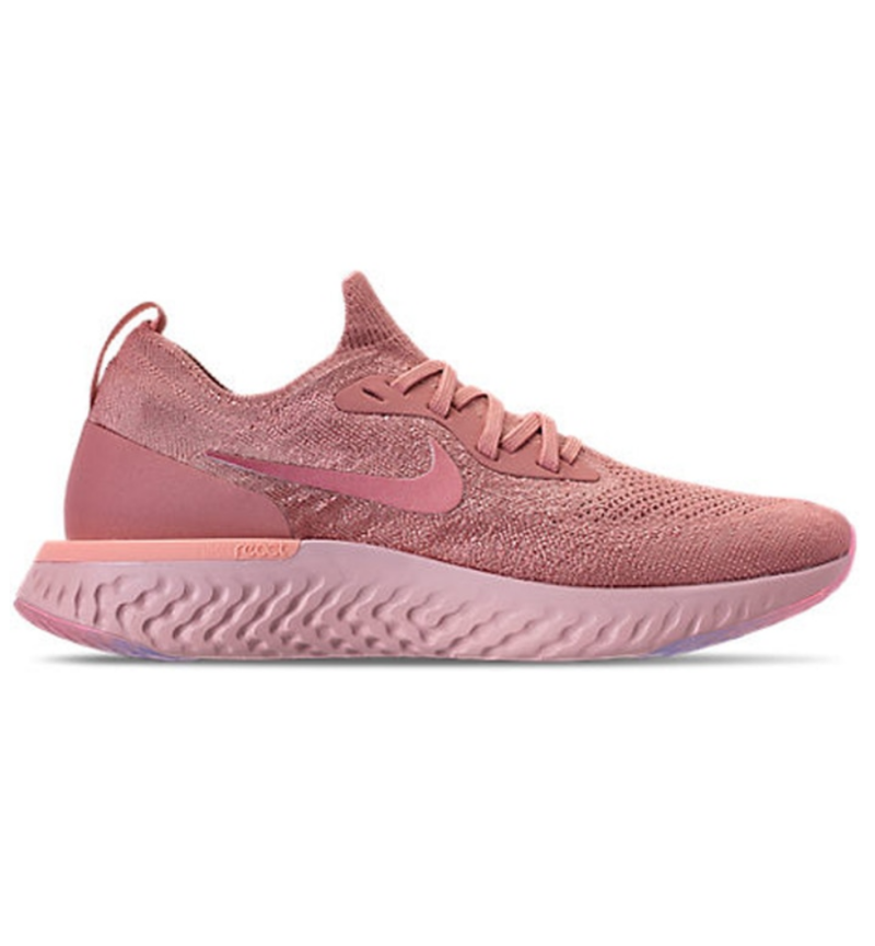 EPIC REACT FLYKNIT PINK TINT