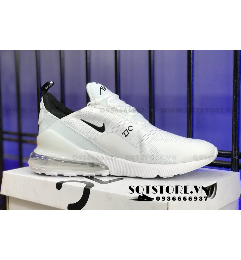 AIR MAX 270 TRIPLE WHITE
