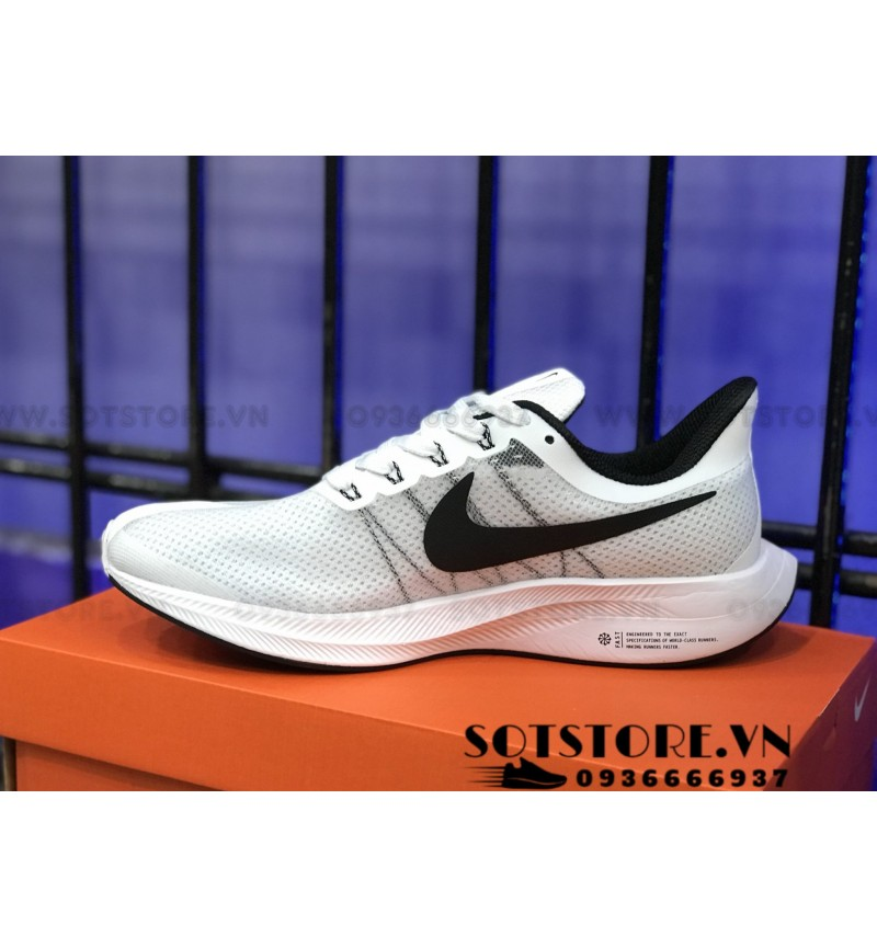 PEGASUS 35 TURBO WHITE/BLACK