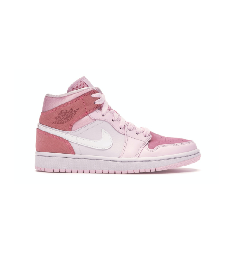 JORDAN 1 HIGH MID DIGITAL PINK