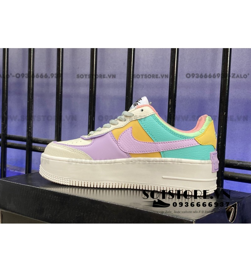 AIR FORCE 1 SHADOW PALE IVORY