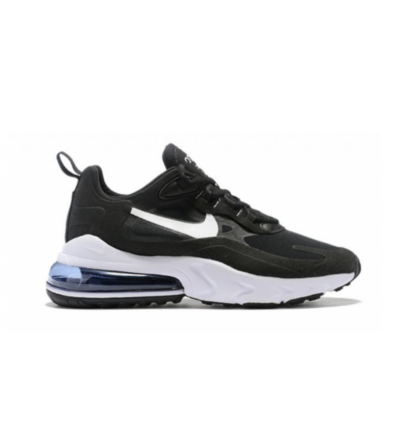 AIR MAX 270 REACT BLACK/WHITE