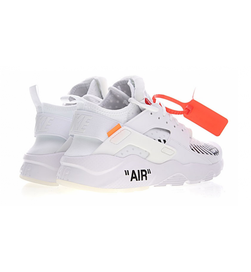 HURACHE OFF-WHITE WHITE