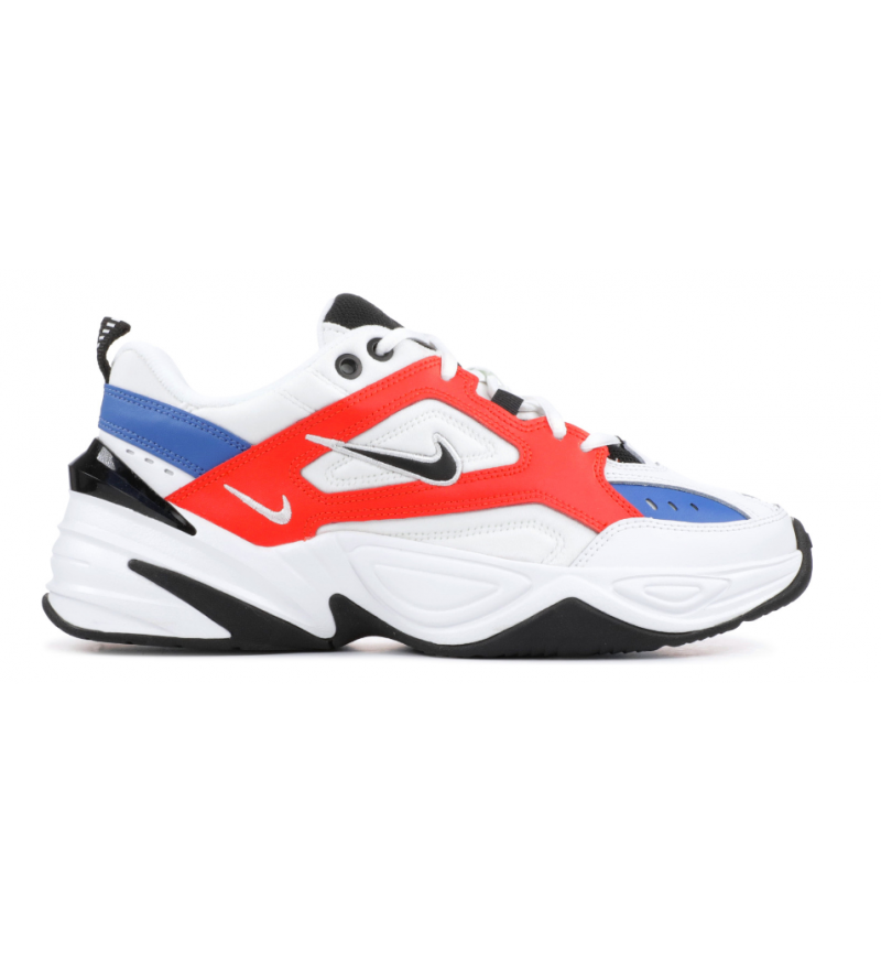M2K TEKNO WHITE/ORANGE