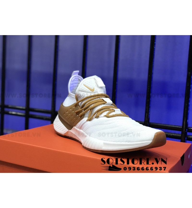 AIR PRESTO WHITE/GOLD